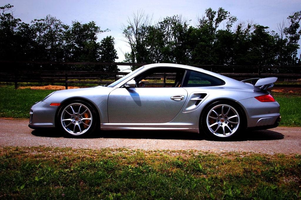 Porsche 911 Gt2 Black. The Switzer GT2 R911S takes