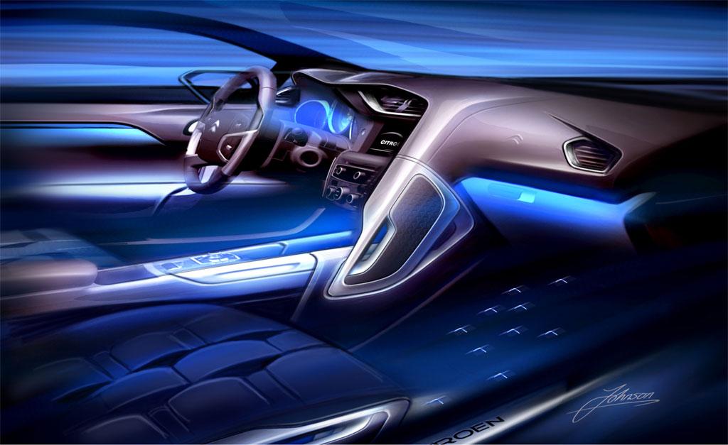 2010 Citroen Ds High Rider Concept. the Citroen DS High Rider