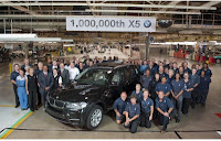 1 Millionth BMW X5
