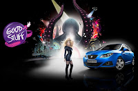 Shakira edition SEAT Ibiza