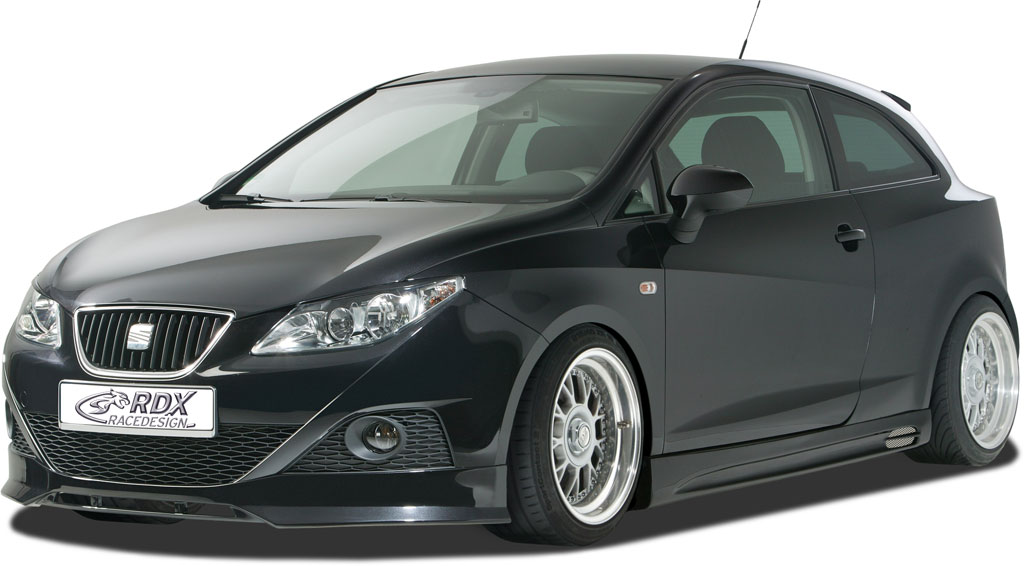 2010 rdx racedesign seat ibiza. Black Bedroom Furniture Sets. Home Design Ideas