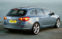 Vauxhall Astra Sports Tourer Price