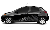 Mazda2 Skins