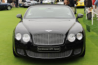 2011 Bentley Continental GTC Speed 80-11 Edition