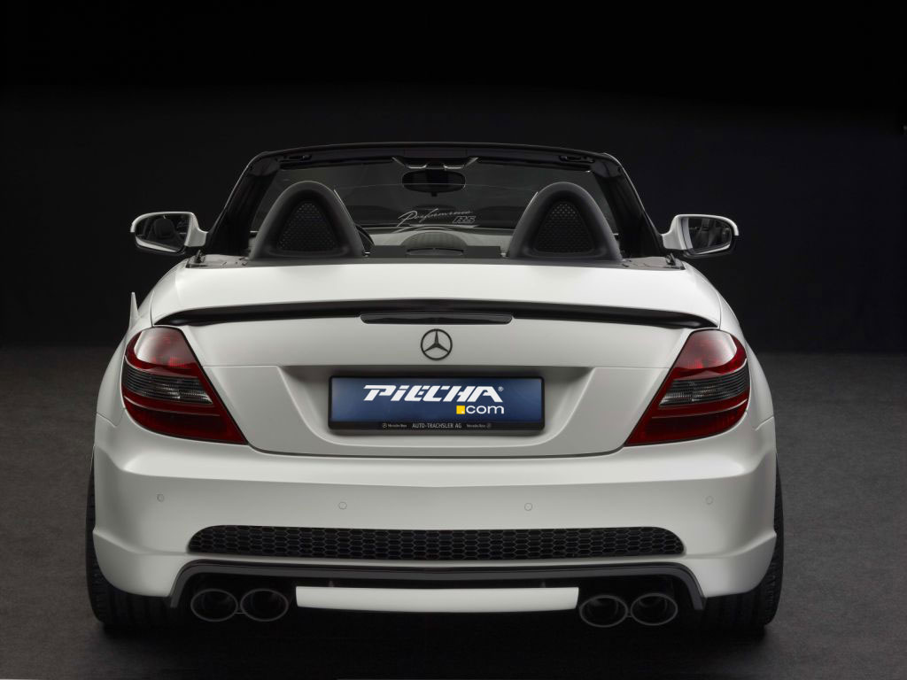 PIECHA Mercedes SLK RS