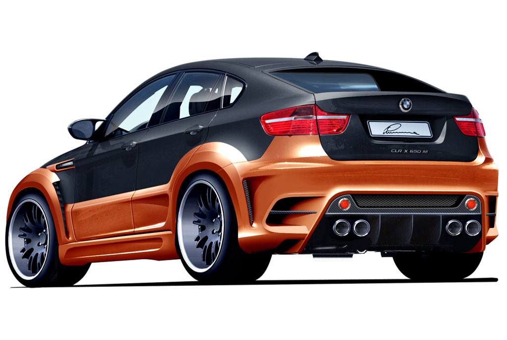 Lumma BMW X6 CLR X650
