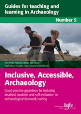 Inclusive, Accessible Archaeology Project