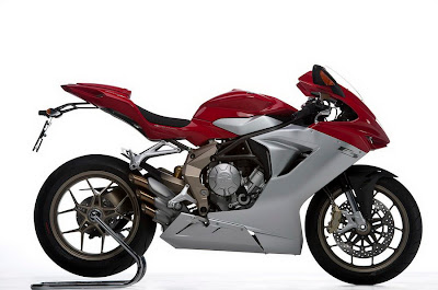 2011 MV Agusta F3 Revealed at 2010 EICMA Show