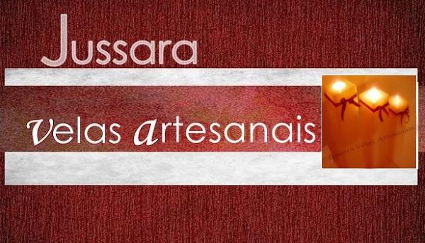 JUSSARA VELAS ARTESANAIS