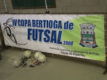 IV COPA BERTIOGA DE FUTSAL (03/2008)