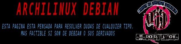 Archilinux Debian