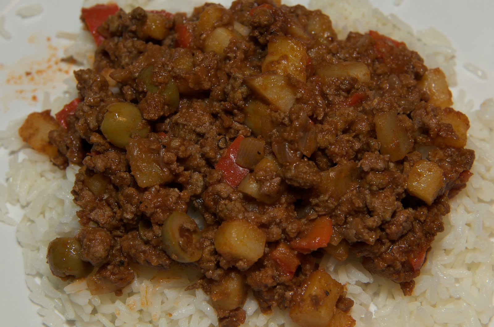 Cuban Picadillo Recipes — Dishmaps