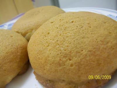 Mexican Bun (Roti Boy/ papa Roti/ Mama Roti)