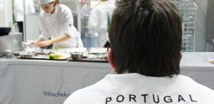 Equipas Olímpicas de Culinária