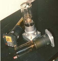 Tubos de Rayos X.