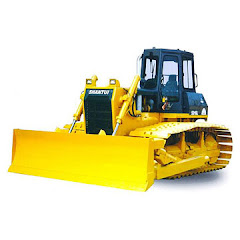 Topadora frontal (Bulldozer).