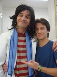 sidney carlos e seu sobrinho sidneydson, ou melhor,o ator Richard Mateus
