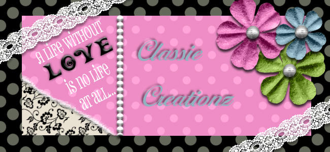 Helga's Classie Creationz OLD BLOG