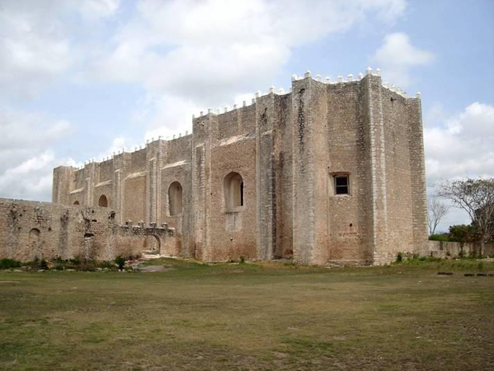 Dzidzantún, Yucatán, México.
