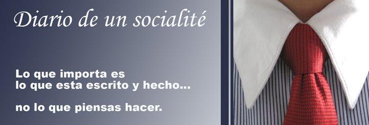 Diario de un socialité