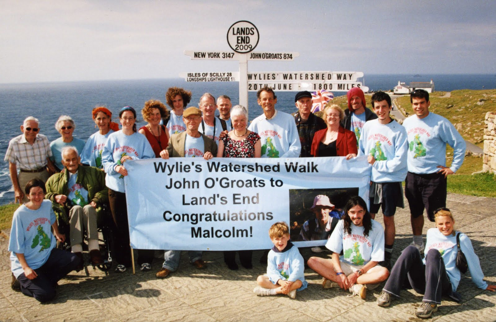 Wylies' Watershed Way