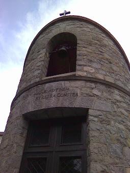 L'ossario di Forno di Coazze - cimitero di guerra dei partigiani della Val Sangone