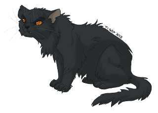 """A Warriors Chance"" Characters Yellowfang"