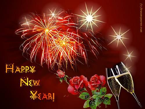 Kreativ-Fimmel: Grüße zum neuen Jahr