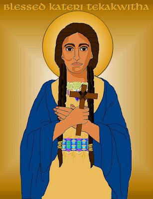 Blessed Kateri