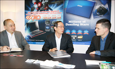 MSI Dual-Screen Netbook Revealed