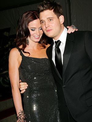 Is Michael Buble Married to Amy Foster