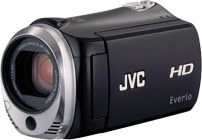 JVC Everio GZ-HM340