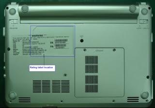 LG X140 with 3G Modem