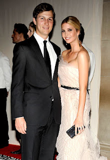 Ivanka Trump and Jared Kushner Photo