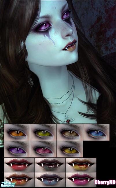 vampire eye makeup. vampire eye makeup. vampire
