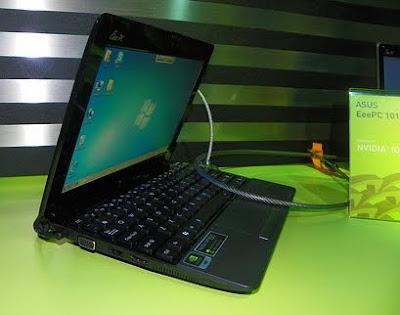 10.1-Inch Asus Eee PC 1015N Netbook