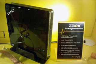 Zotac ZBOX HD-AD01 Nettop PC