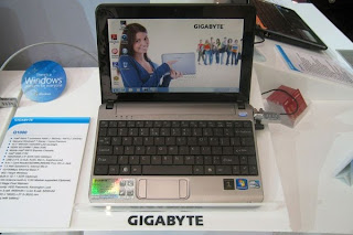 Computex 2010 Gigabyte Q1000C Netbook