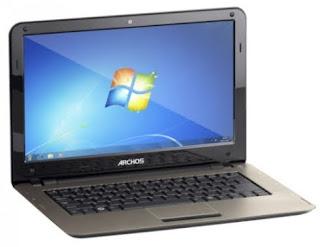 Archos 13 Intel Atom D510 Notebook
