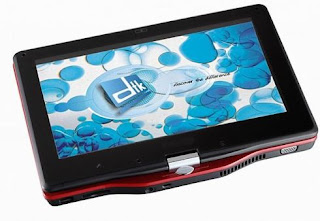 Swift i-Touch Convertible Tablet PC