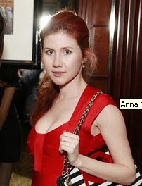Anna Chapman Russian Spy in Red Code