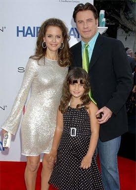 John Travolta and Kelly Preston Baby Boy Issue