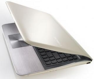 Samsung NF210 Intel Atom N455 Netbook