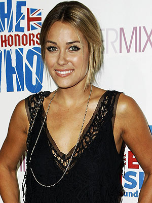 lauren conrad with brown hair. lauren conrad new hair color.