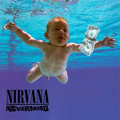 ¿Qué estás escuchando? Nirvana-Nevermind-Front