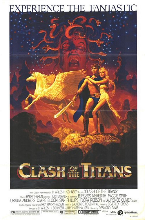 Clash of the titans movie questions