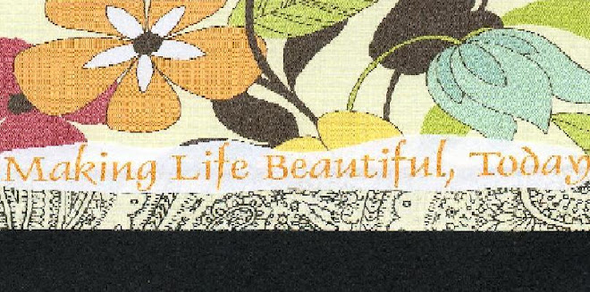 Making Life Beautiful, Today