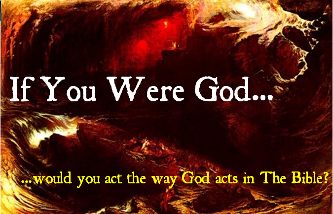 If You Were God...