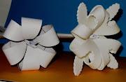 flores de papel ?
