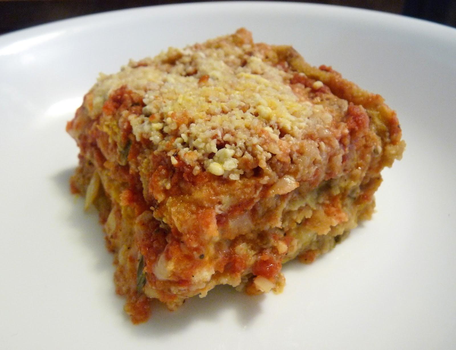 Parmesan-Style (Eggplant Parmesan; Melanzane alla Parmigiana) | Pomato ...